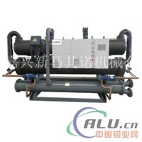 工业螺杆冷水机组,铝氧化螺杆冷冻机