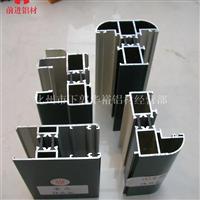 生产隔热断桥铝型材