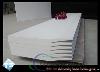 Alumnum silicate castertip for aluminum roll casting