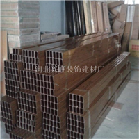 U型铝方通规格 铝方通厂家 参数价格
