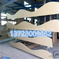 山西弧形木纹铝方通生产厂家销售价格