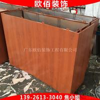 包弧包柱天花外墙铝单板造型