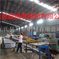 天津工业铝材机械铝材滑道铝材