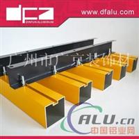 山东凹槽铝方通专业设计销售