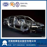 明泰6016铝合金用在汽车覆盖件上