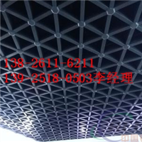 上海三角铝格栅临盆厂家价钱