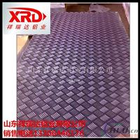 五条筋花纹铝板2mm花纹铝板防滑花纹铝板