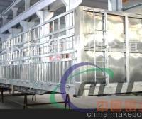 铝合金轻量化全铝车厢、铝合金物流全铝车厢