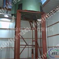 立式铝合金淬火炉,操作说明