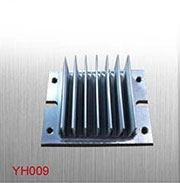 散热器铝型材深加工