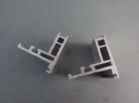 生产加工站牌边框型材