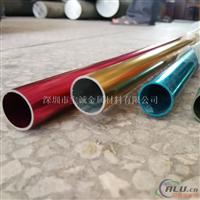 供应阳极氧化铝管 直纹拉花铝管