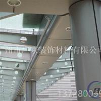 弧形包柱铝单板外墙铝单板、直销、