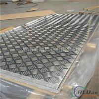 五条筋防滑花纹铝板的规格都有哪些?
