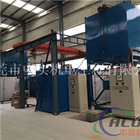 铝合金固熔时效生产线 铝合金型材热处理炉