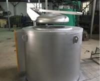供应坩埚熔铝炉 小型熔铝炉