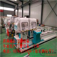 陕西韩城市生产断桥铝门窗选择哪些机器设备