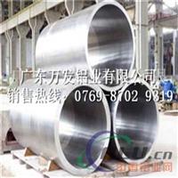 6061厚壁铝管,大口径铝管热销
