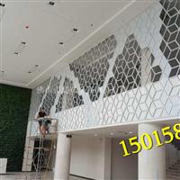高档酒店铝板窗花、铝板雕刻花格