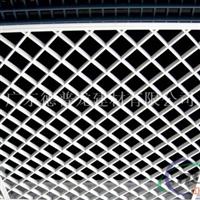 铝格栅天花 隔热格栅吊顶 铝合金格栅
