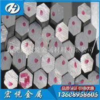国标6063六角铝棒 优质6063T5铝合金棒