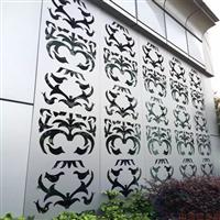 外墙装饰图案冲孔铝单板 雕花板