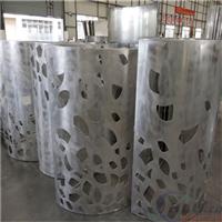 10mm雕刻铝单板-定制特殊花式雕刻铝板