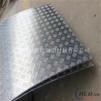 5052防滑花纹铝板 五条筋花纹铝板
