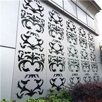 供应冲孔雕刻铝单板天花-外墙装饰雕刻铝板