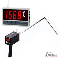 熔炼测温仪,无线式大屏幕熔炼测温仪