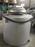 供应200公斤熔铝炉 坩埚电炉