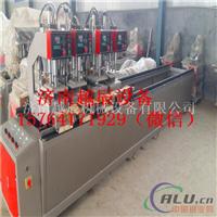 新疆塑钢门窗加工设备多少钱塑钢焊接机