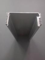 生产加工工业散热器铝型材