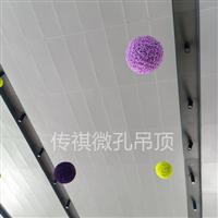 广汽传祺金属微孔镀锌板吊顶