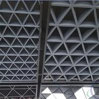 供应型材木纹铝格栅,格子铝天花