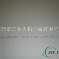 进口超宽铝板 A6082高精密铝板