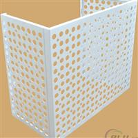 制造规格齐全的铝合金空调罩款式