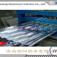 铝瓦(铝瓦楞板)常用的规格厚度