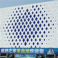 氟碳烤漆铝单板-扭曲造型铝单板外墙装饰