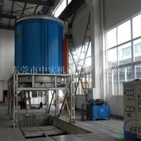 广州供应铝合金立式淬火炉