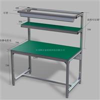优质工业设备铝型材防静电工作台厂家直销