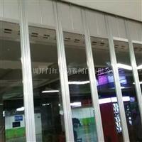 东莞水晶折叠门