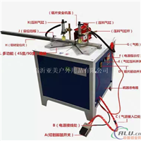 广西铝合金切割机  郑州铝合金切割机
