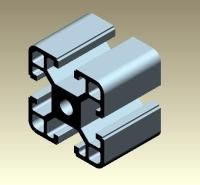 厂家直供铝合金工业型材