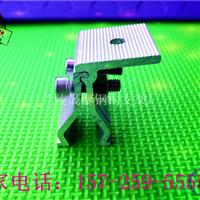 关于彩钢瓦屋面光伏夹具的介绍