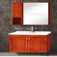 千吨库存厂家直销全铝衣柜橱柜浴室柜型材
