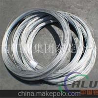 6063半硬铝合金线 可提供压扁加工