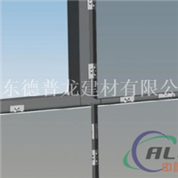 铝单板幕墙设计说明 铝单板吊顶施工图