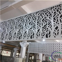幕墙冲花铝单板、装潢公用铝单板