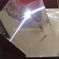 广东供应1100镜面铝板、5052进口铝板